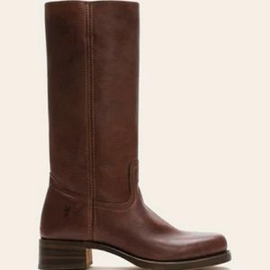 FRYE maxine rare BROWN BOOTS 👢